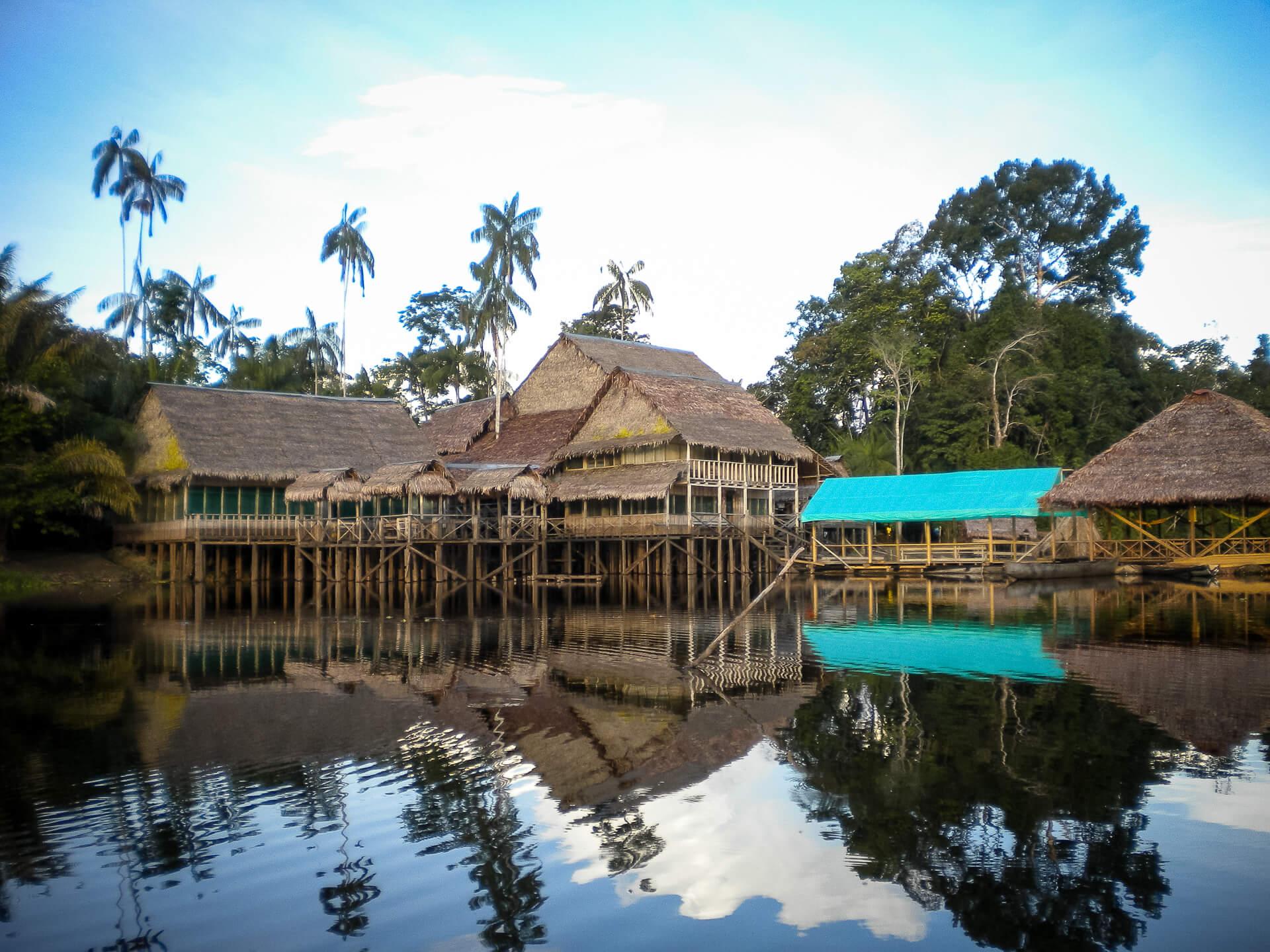 Colombia Salvaje: conoce el Amazonas por dentro